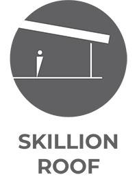 Skillion Roof