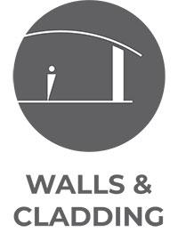Walls & Cladding