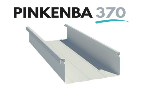 Pinkenba 370 Wide Span Roofing Profile