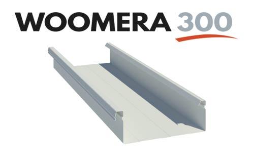 Woomera 300 Long Span Roof