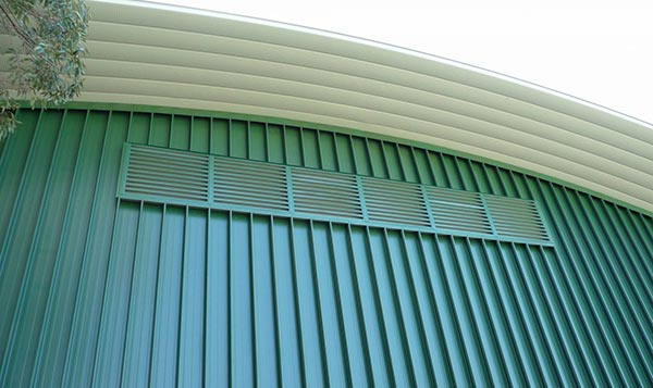 Diverse Walls and Cladding