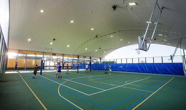 Educational Sports Buildings Construction