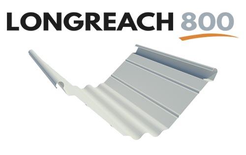 Long Span Roofing Longreach 800