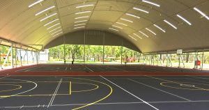 Shalom College Sports Area