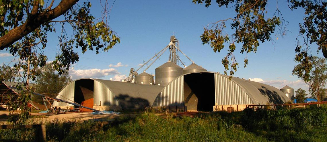 Agricultural Buildings And Storage
