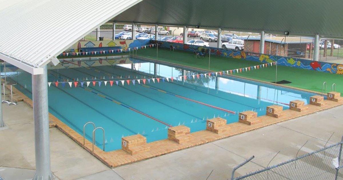Aquatics Centre Roofing
