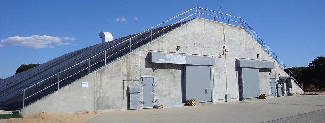 Explosive Ordnance Storage