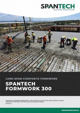 Spantech Formwork