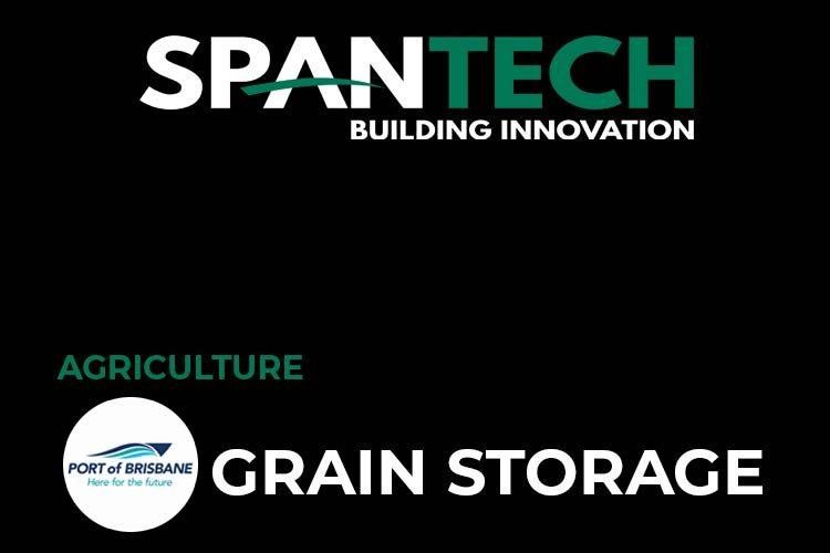 Grain Storage Port Of Brisbane