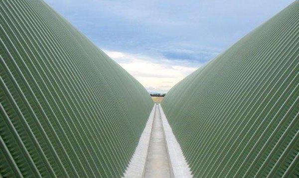 Ground To Ground Storage Buildings